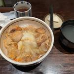 親子丼 (ランチ)(ぎたろう軍鶏 炭火焼鳥 たかはし (ぎたろうしゃも すみびやきとり たかはし))