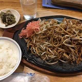 焼きそば・ごはん(想夫恋 新本店 (ソウフレン))