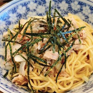 カニ和え麺(㐂九八)