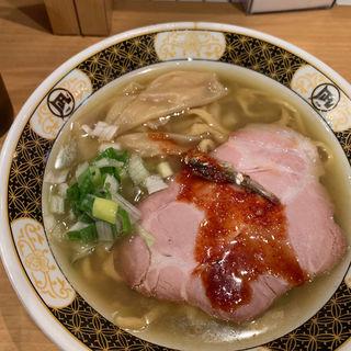 すごい煮干ラーメン(すごい煮干ラーメン凪 新宿ゴールデン街店別館 (【旧店名】ラーメン凪 豚王))