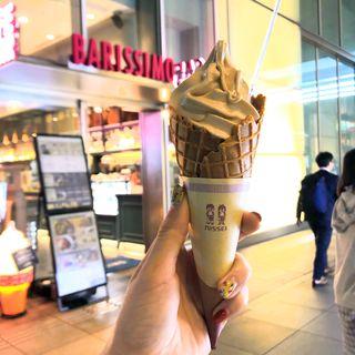 アイリッシュコーヒーソフトクリーム(バリッシモ 有楽町イトシア (BARISSIMO))