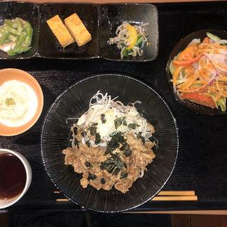 肉そば膳(レンヤ (Ren-ya))