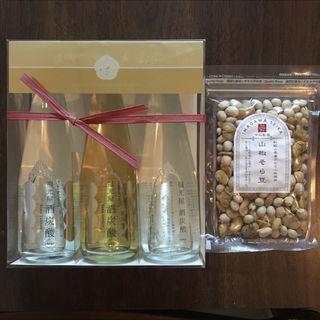 酒炭酸 3本ギフトセット(福光屋 丸の内店)