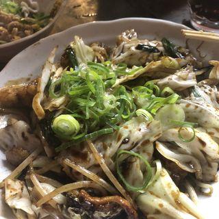 野菜炒め(KENZO)