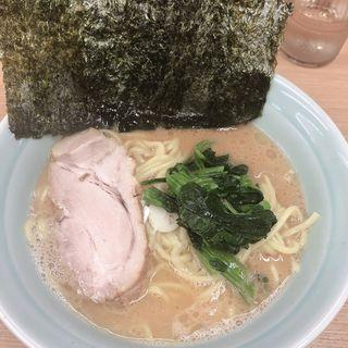 ラーメン(武蔵家 日吉店 (むさしや))