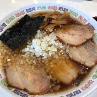 石川特製チャーシューメン