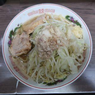 小ラーメン(豚2枚)(ラーメン二郎 横浜関内店)