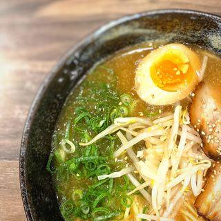 とろみ醤油ラーメン(麺家一清)