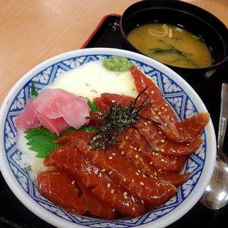金華銀鮭漬け丼(長者原サービスエリア(下り)フードコート)