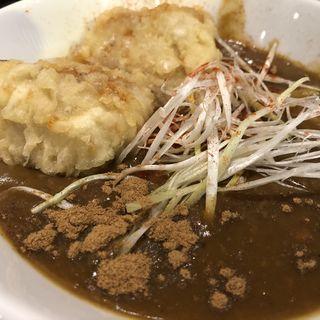 スパイシーカレーうどん(七弐八製麺 )