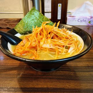 ネギラーメン(百麺 中目黒 (ぱいめん))