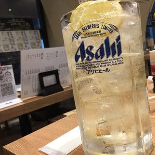 チンチロリンハイボール(大衆酒場 富士山)