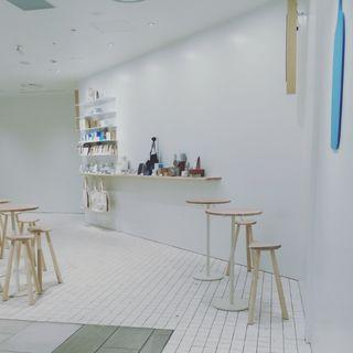 コーヒー(ブルーボトルコーヒー銀座カフェ店)