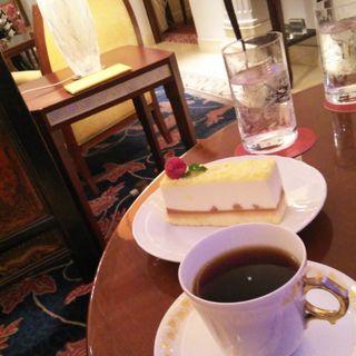 ケーキセット(ロイヤルクリスタルカフェ )