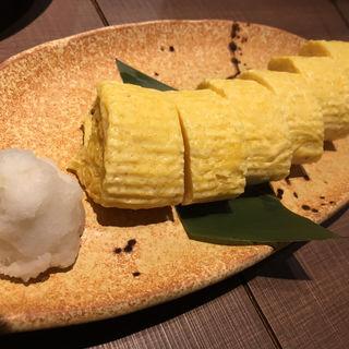 ふわふわ出汁巻き玉子(炙りや 楽蔵 (あぶりや らくぞう))