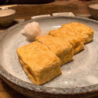 卵焼き(玄そば 東風)