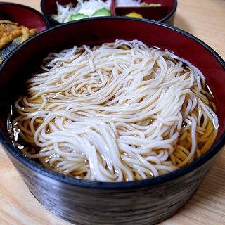 冷たいお蕎麦(丸喜屋食堂 )