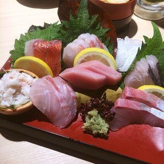 刺身盛り(寿司センター)