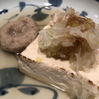 豆腐(田中)