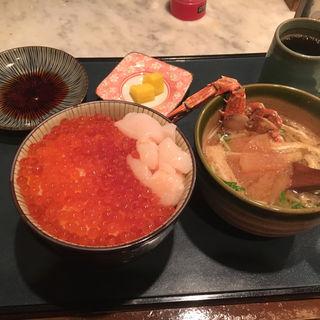 いくら丼(ぺりーのいくら丼 (ぺりーのいくらどん))