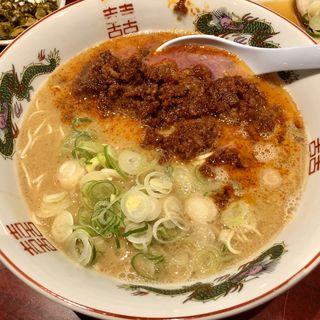激辛担々麺(炎王ラーメン)