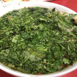 ハーブ麺(味仙 矢場店 (ミセン))