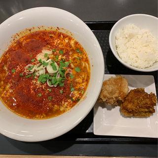 バルトロタンタンメン特すごいからあげセット(バルトロタンタン麺 SHIZUKU)