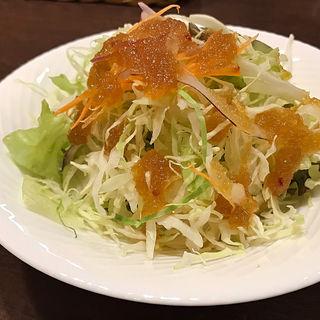 セットメニュー(スープ・サラダ・ライスorパン)(リヨンの森 )