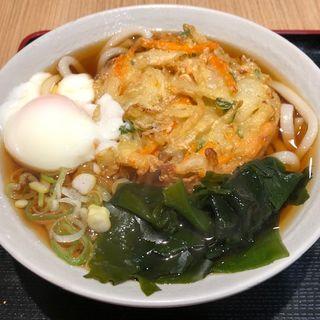 天ぷらうどん(名代 富士そば 大井町店 )