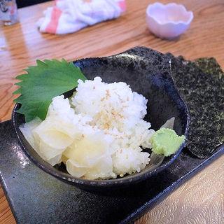酢飯と海苔(おぐろのまぐろ (小黒の鮪))