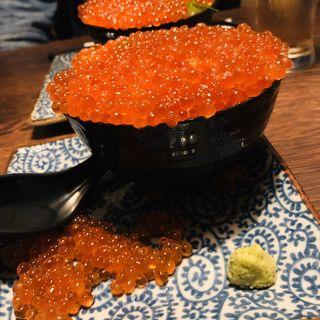 いくら丼(知床魚場)