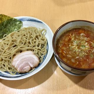 ピリ辛魚豚つけ麺(長州ラーメン万龍軒 富士見店 )