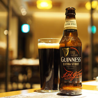 GUINNESS EXTRA STOUT(カフェ クベール (CAFE COUVERT))