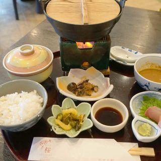 嬉野名物 温泉湯豆腐御膳(レストラン 花月)