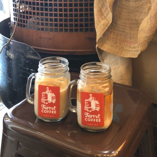 オリジナルラテ(Turret Coffee (ターレットコーヒー))