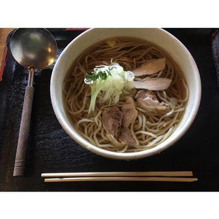 肉蕎麦(初代 伝五郎 )
