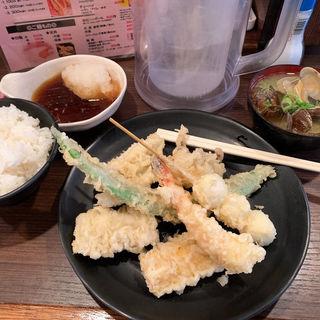 天ぷら(大吉 (だいきち))