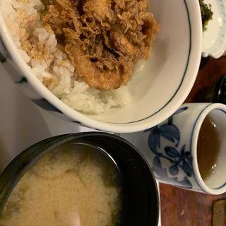 天丼(天ぷら新宿つな八 西口店 )