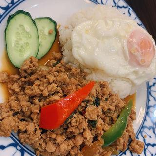 ガパオライス(ダイヤモンドザ・ロイヤル・アジアンキッチン)