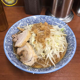 ラーメンミニ(立川 田田)