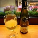 シャブリ白ワイン