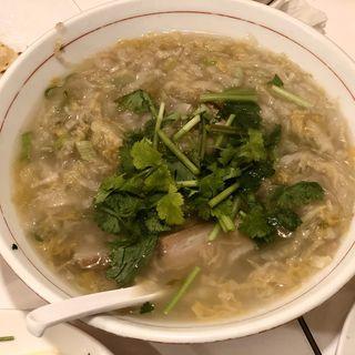 豚バラ肉と白菜漬け煮(味坊 (アジボウ))