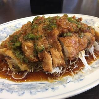 油淋子鶏(萬珍軒 )