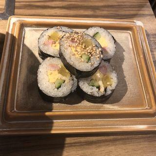 冷麺定食(茶屋町 TAK KALPI)