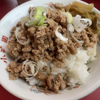 ルーローハン(小味園 本店 (ショウミエン))