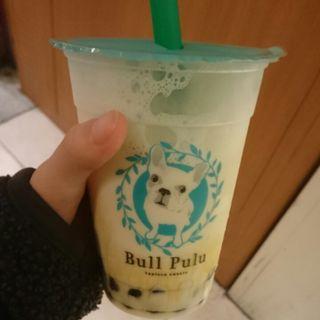 キャラメルミルク Mサイズ(Bull Pulu ( ブルプル ) ジョイナス 横浜店)
