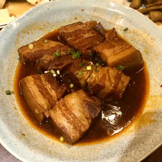 毛沢東が愛した角煮(李湘潭 湘菜館 (リショウタン ショウサイカン))