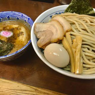 特製つけ麺(特盛)(次念序 (じねんじょ))