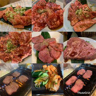 マルタケ肉盛り合わせ(マルタケ )