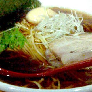 香彩鶏だし味玉醤油ラーメン(麺屋 翔 本店)